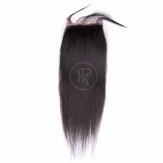 Lace front closure Liso