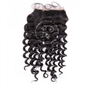 Lace front closure rizada