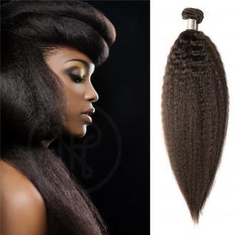 Extensión afro color negro / natural