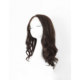 Peluca lace front color 4
