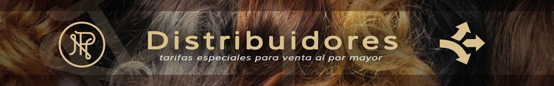 Distribuidores de cabello y extensiones